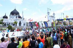 Tour de Langkawi 2015 Stage 2