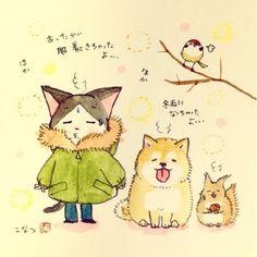 插畫家こなつ | 妞新聞 niusnews