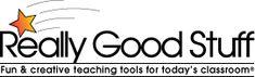 Really Good Stuff-fun and creative teaching tools
