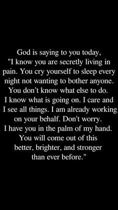 Image of text about prayer for when you feel defeated. God can always restore you. Prayer Scriptures, Prayer Quotes, Bible Verses Quotes, Spiritual Quotes, Faith Quotes, True Quotes, Positive Quotes, Motivational Quotes, Quotes About God