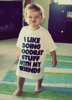 This will be my child. Easily.