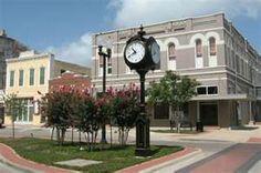Downtown Bryan TX