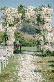 Flower wedding arches (2)