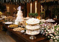 #DessertTablescape