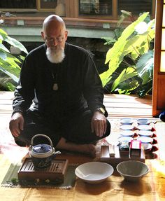 One day I hope it comes true...   Ganga meditating before serving tea  ...http://www.pinterest.com/paeg/tea-crafts/