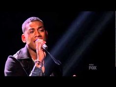 Joshua Ledet - To Love Somebody - Studio Version - American Idol 11 Top 5