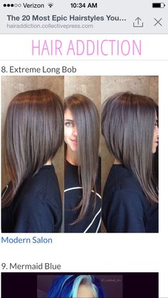 I'm doing this with my hair but only on one side