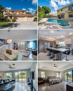 16940 SW 5th Ct, Weston, FL 33326 $519,999 2,958 Sq Ft Completely remodeled 5 bedroom 3 car garage home in Weston. New Kitchen w/stainless steel Bosch appliances and quartz counters. Secondary rooms are bigger than standard. 2011 A/C. Pool recently resurfaced, backyard with pavers and completely private. For more info: Carolina Hernandez P.A. (954) 282-1188 #SouthFlorida #Weston #propertyforsale #realtorBFF http://SouthFloridaRealEstate.Photography