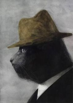 akitaka ito  (cat dressed for business)
