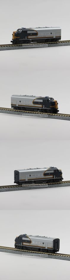 Locomotives 69812: Kato N Scale 176-2127 Santa Fe Atandsf Bluebonnet #332 F3a Diesel Locomotive -> BUY IT NOW ONLY: $69.99 on eBay!