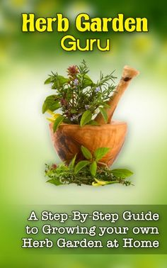 FREE TODAY      Herb Garden Guru: A Step-By-Step Guide to Growing your own Herb Garden at Home - Kindle edition by Tucker Abeln. Crafts, Hobbies & Home Kindle eBooks @ Amazon.com.