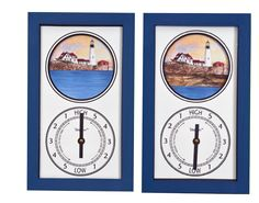 Featured Product: Portland Head Light Tide Clock by Tidepieces