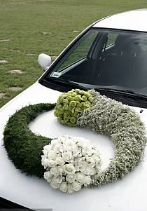 The particular Almost all Amazing Bridal Motor vehicle Design Ideas A classy as well as Wedding Car Decorations, Wedding Props, Wedding Topper, Wedding Stage, Wedding Cars, Flower Wall Wedding, Wedding Flower Arrangements, Flower Bouquet Wedding, Bridal Bouquets