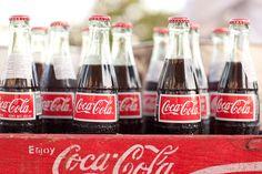 Coke in a bottle tastes so much better!