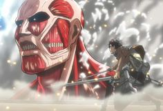ATTACK ON TITAN SE VIENE CON TODO. GRAN SEGUNDO TRAILER- Cine- http://befamouss.forumfree.it/?t=70671194