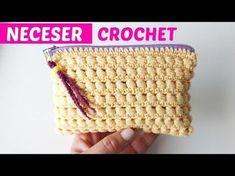 Neceser crochet y cremallera, My Crafts and DIY Projects