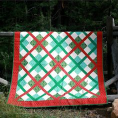 (7) Name: 'Quilting : Argyle Quilt