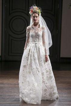 مجموعة نعيم خان لفساتين الزفاف لخريف 2016- 3