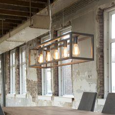 Hanglamp 'Terrance' 5-lamps