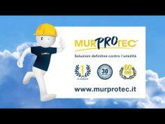 Murprotec Soluzioni definitive contro l'umidità. Info: www.murprotec.it