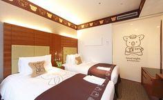 Lotte City Hotel Koala's March Room