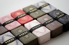 Gold-Infused Floral Branding - This Luxurious Branding Identity is Glam and Charming (GALLERY)