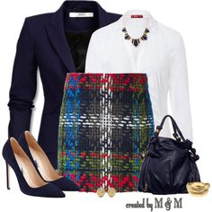 ~THURSDAY @ THE OFFICE~, created by marion-fashionista-diva-miller on Polyvore