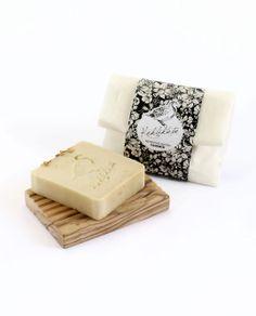 Natural olive oil soap - Jasmine