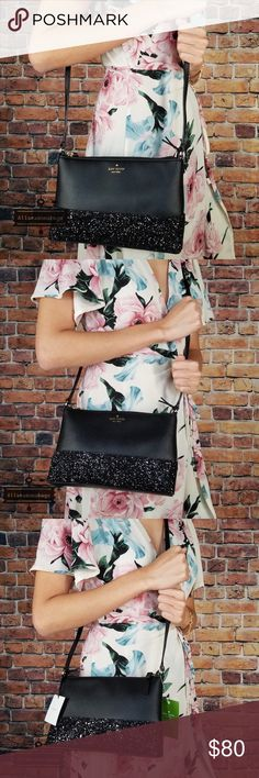 d9b64f5ac Kate spade Ramey Greta Court black crossbody bag 🌹 PRICE IS FIRM! NO  OFFERS PLEASE 🌹 PRICE IS FIRM! New with tag! NO TRADES MSRP: $149.00  Style: WKRU5693 ...