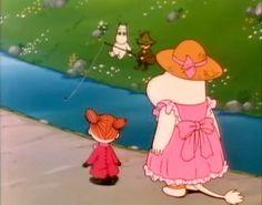 Tove Jansson, Little My Moomin, Moomin Valley, Japanese Film, Cute Cartoon, Cute Cats, Hello Kitty, Character Design, Anime