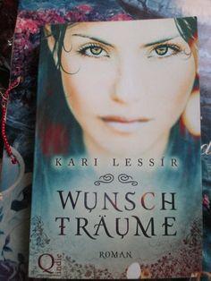 #REZENSION hier: http://booksfeenkiste.blogspot.de #WunschTräume von #KariLessir #Book #Books #Booknerd #Frauenliteratur #ChickLit #Fantasy #Spirituell#Qindie