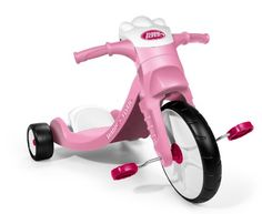 Kids' Pedal Cars - Radio Flyer Lights and Sounds Racer Pink * You can find more details by visiting the image link.