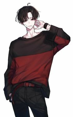 Blurred Lines, (Yuumei) Wenqing Yan – Anime Ideas Dark Anime Guys, Cool Anime Guys, Handsome Anime Guys, Cute Anime Boy, Anime Art Girl, Manga Art, Anime Boys, Anime Boy Sketch, Boy Drawing