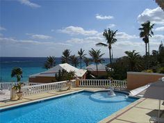Coco Reef Hotel( formerly the Stonington Hotel) Bermuda-- where we honeymooned.