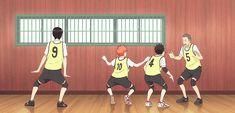 Haikyuu Once again Kageyama... what are you doing... XD