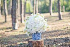 Wedding Bouquet #woodland #outdoor #Portugalwedding #WeddinginPortugal #wedding #flowers #cute