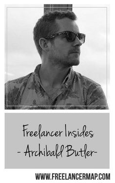 Archie loves website designing, developing and surfing! To promote himself he likes to share and inspire people by giving some of his knowledge and work away for free. As he wants to choose by himself with whom he works together freelancing is the perfect solution. It also gives him the flexibility to pursue his favorite hobby: surfing! #freelancerinsides #freelancing #webdesign #people