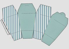 light-blue-stipes-and-polka-dots-free-printables-026.jpg (1600×1130)