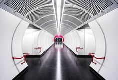 Stunning Subway Photography by Nick Frank.