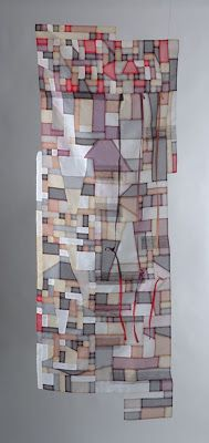 """""""Scraps of Thought"""" by Jiseon Lee Isbara"""