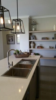 Metricon bohemian Contemporary Kitchens, Walk In Pantry, New Builds, Kitchen Styling, Winchester, Kitchen Dining, Kitchen Ideas, House Ideas, New Homes