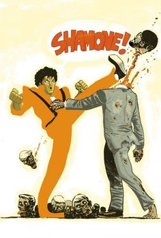 Michael Jackson Thriller Zombies