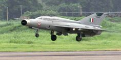MIG-21 ,Indian fighter aircraft crashes in Jammu and Kashmir, Pilot Dead …