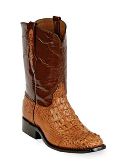 American Alligator Roper Boots Style 135 Custom-Made by Black Jack Boots