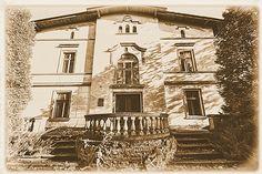 Pałacyk secesyjny z 1901 r. w Łąkorku.