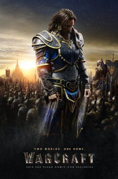 Warcraft (2016) - Character Poster