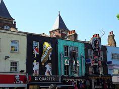Unusual shop fronts, Camden, London | Flickr - Photo Sharing!