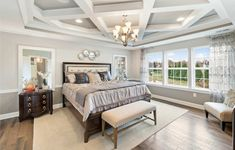 Lennar New Homes For Sale - Building Houses and Communities Bedroom Bed, Bedroom Inspo, Master Bedroom, Bedroom Decor, Bedrooms, New Home Construction, New House Plans, New Homes For Sale, Master Bedrooms