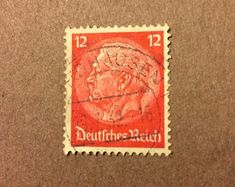 Two Weimar Republic German Empire Stamps; Overprinted 2 Millionen on 200 Mark; XF, N/H, Original Gum; Rare Stamps, Old Stamps, Vintage Stamps, Stamp Values, German Stamps, German People, Postage Stamp Art, East Germany, Stamp Collecting