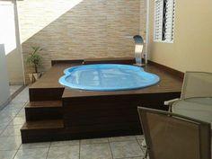 Nice Roof Gardens, Hot Tubs, Jacuzzi, Garden Design, Spa, Backyard, Patio, Hydro  Dipping, My House
